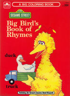 Bigbirdsbookofrhymes
