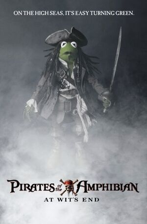 Piratesamphibian
