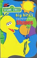 Big Bird's Guessing Game About Shapes