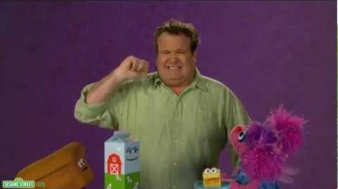 Eric Stonestreet and Abby Cadabby - Remember