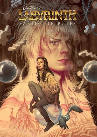 File:Jim Henson's Labyrinth Artist Tribute cover.jpg