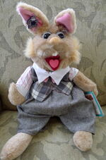 Tales of the bunny picnic doll father bunny