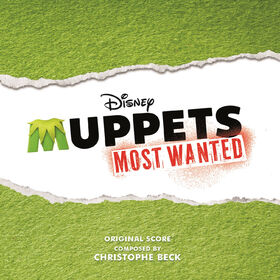 Muppets most wanted score