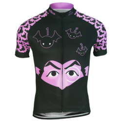 Brainstorm jersey The Count front