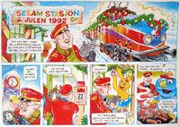 SesamStasjon comic1992 1