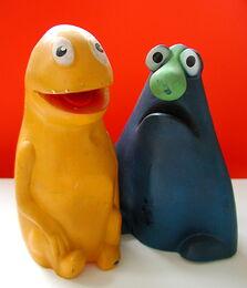 Wilkins puppets
