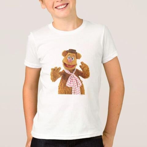 File:Zazzle fozzie photo shirt.jpg