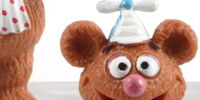Muppet Babies PVC figures (Comics Spain)