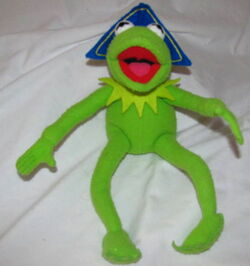 Applause 1996 treasure island kermit