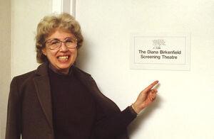 Diana Birkenfield theatre