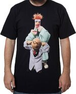 Mighty fine 2015 beaker bunsen t-shirt