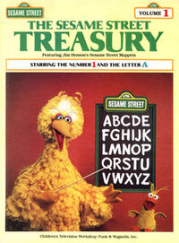 The Sesame Street Treasury Volume 1