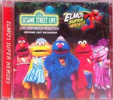 Elmo's Healthy Heroes