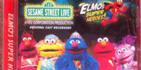 Elmo's Healthy Heroes! (soundtrack)