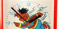 Sesame Street clocks (Citizen)