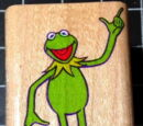Muppet rubber stamps