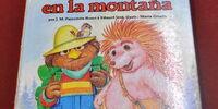 Espinete y Don Pimpón en la montaña