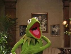 Muppets Tonight opening Kermit