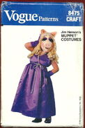Piggy costume pattern