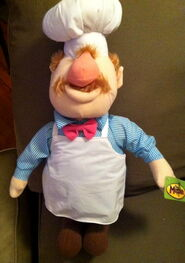 Toy factory swedish chef