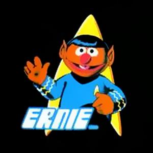 Ernie Spock t-shirt