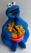 Applause piggy bank cookie monster