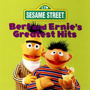 Bert and Ernie's Greatest Hits (CD)