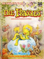 DieFraggles-DasWunder-Ei-Book-German-1985
