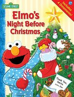 Elmo's Night Before Christmas (book)