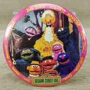 Sesame live cast button