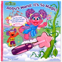 Abby's Wand: It's So Magic!