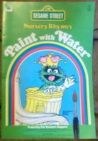 Western 1976 paint with water nursery rhymes