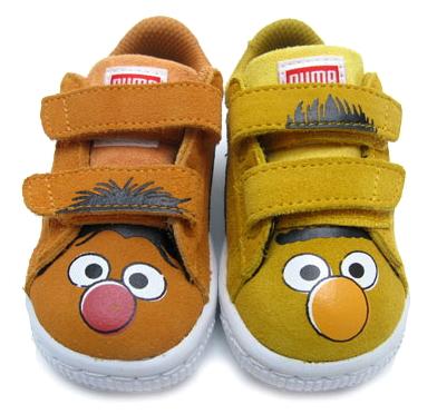 File:Puma toddlers suede sneakers ernie bert.jpg