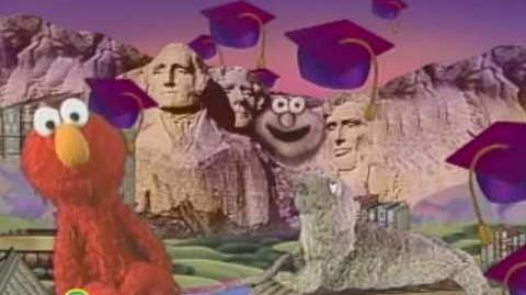 Sesame Street Imagination With Elmo