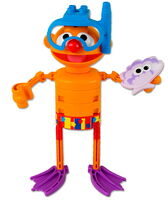 Ernie swim time knex set