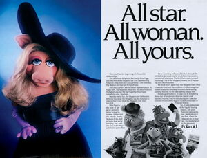 Polaroid magazine ad 1981