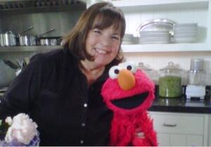 Elmo&InaGarten