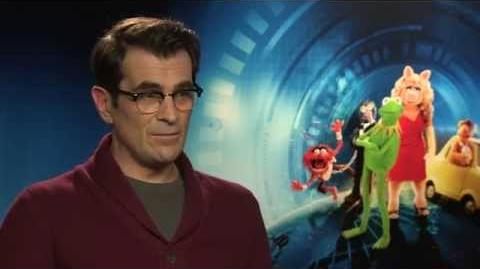 Radio Times Meets Ty Burrell - Muppets Most Wanted interview