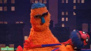 YouTube - Sesame Street- SpiderMonster, The Musical - Sneak Peek!