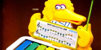 Big Bird Xylophone