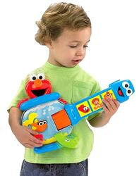 Elmo's world silly sounds guitar