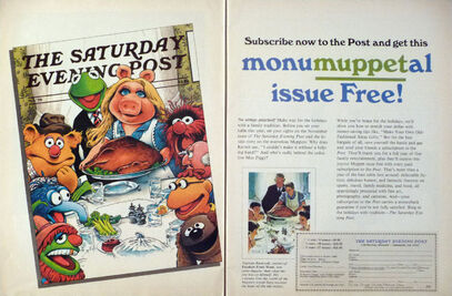 Saturday Evening Post November 1979