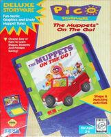Sega Muppets on the Go box