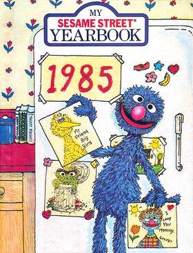 SesameYearbook1985
