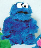 Sesame Street talking plush (Knickerbocker)