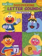 Sesame Street educational workbooks (Learning Horizon)