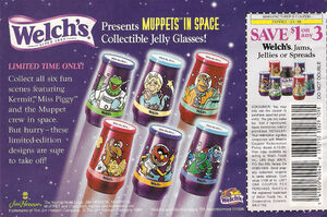 Welch's Muppets in Space coupon