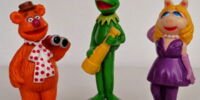Muppets from Space figures (Weetos)