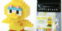 Sesame Street nanoblocks
