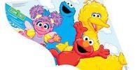 Sesame Street kites